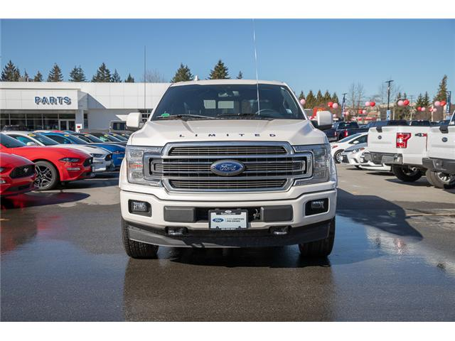 2018 Ford F-150 Limited (Stk: 9F18905A) in Surrey - Image 2 of 30
