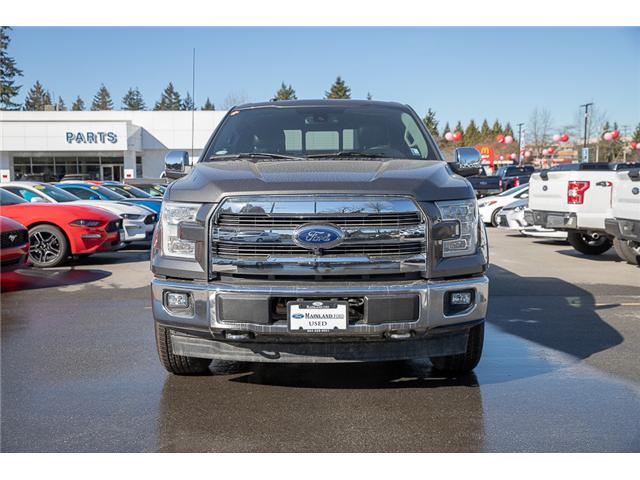 2017 Ford F-150 Lariat (Stk: P4362) in Surrey - Image 2 of 26