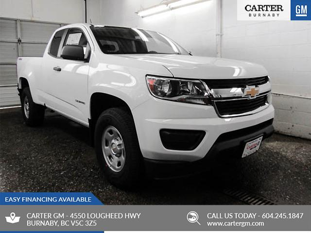 2019 Chevrolet Colorado WT (Stk: D9-24170) in Burnaby - Image 1 of 12