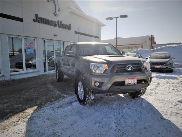 2013 Toyota Tacoma V6 (Stk: N19174A) in Timmins - Image 2 of 8