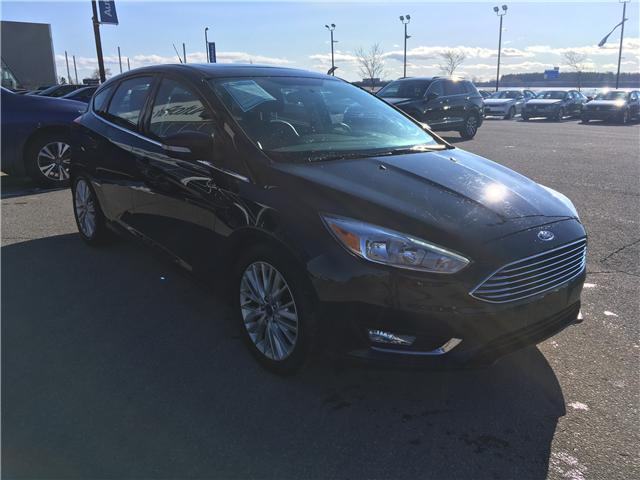 2018 Ford Focus Titanium (Stk: 18-53255RJB) in Barrie - Image 3 of 27