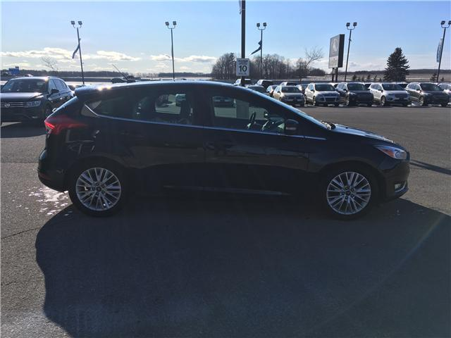 2018 Ford Focus Titanium (Stk: 18-53255RJB) in Barrie - Image 4 of 27