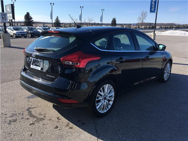 2018 Ford Focus Titanium (Stk: 18-53255RJB) in Barrie - Image 5 of 27
