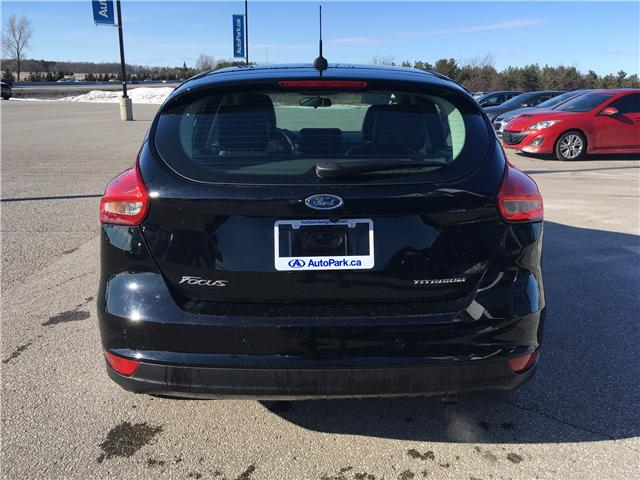 2018 Ford Focus Titanium (Stk: 18-53255RJB) in Barrie - Image 6 of 27