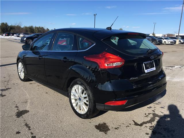 2018 Ford Focus Titanium (Stk: 18-53255RJB) in Barrie - Image 7 of 27