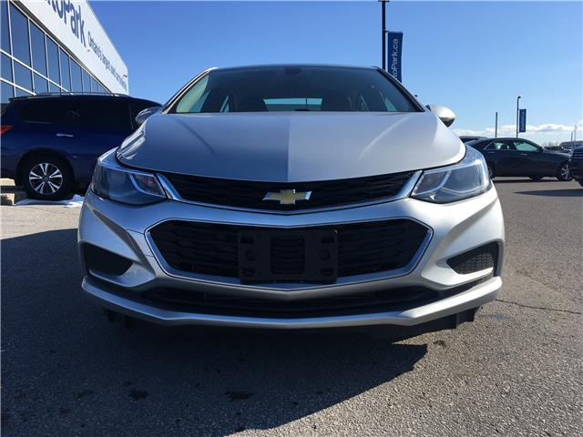 2017 Chevrolet Cruze LT Auto (Stk: 17-91721RJB) in Barrie - Image 2 of 25