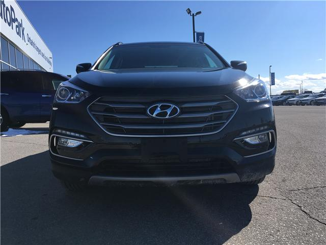 2018 Hyundai Santa Fe Sport 2.4 Premium (Stk: 18-17066RJB) in Barrie - Image 2 of 28