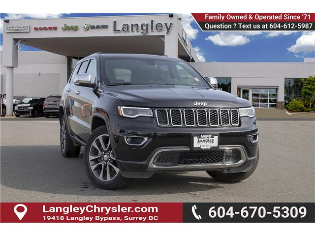 2018 Jeep Grand Cherokee Limited (Stk: EE901770) in Surrey - Image 1 of 25