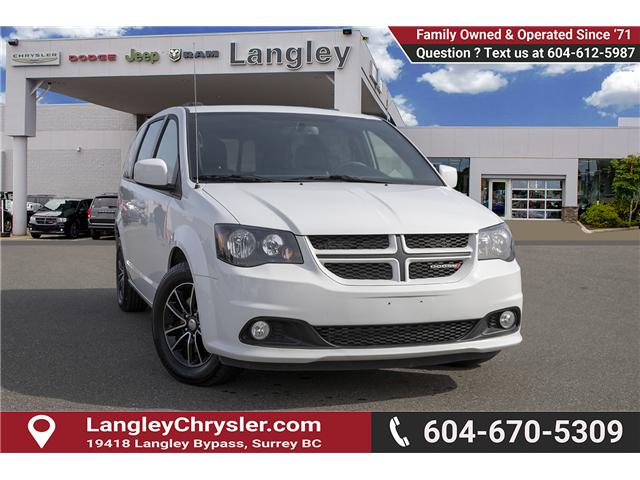 2018 Dodge Grand Caravan GT (Stk: EE901800) in Surrey - Image 1 of 24