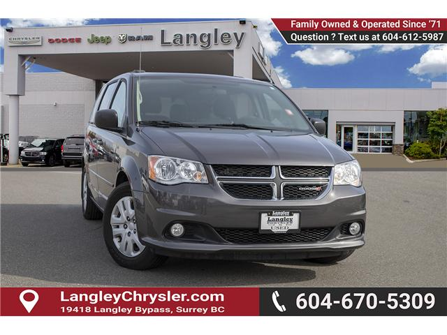 2015 Dodge Grand Caravan SE/SXT (Stk: K630464A) in Surrey - Image 1 of 24