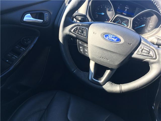 2018 Ford Focus Titanium (Stk: 18-53255RJB) in Barrie - Image 21 of 27