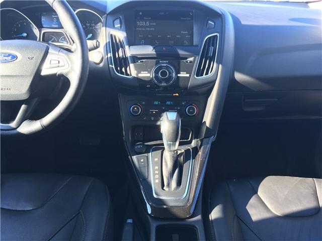 2018 Ford Focus Titanium (Stk: 18-53255RJB) in Barrie - Image 23 of 27