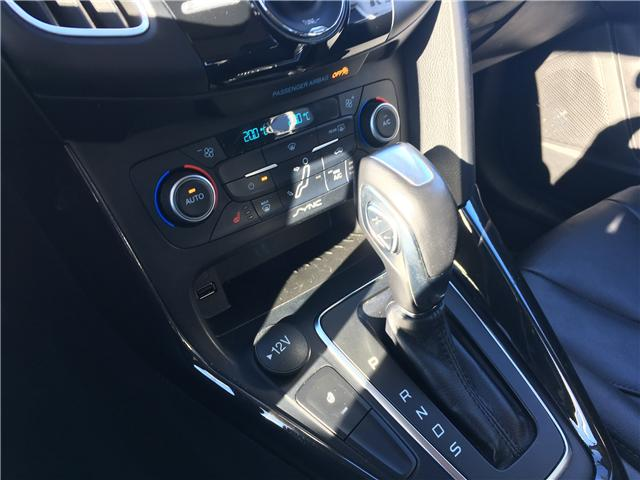 2018 Ford Focus Titanium (Stk: 18-53255RJB) in Barrie - Image 24 of 27
