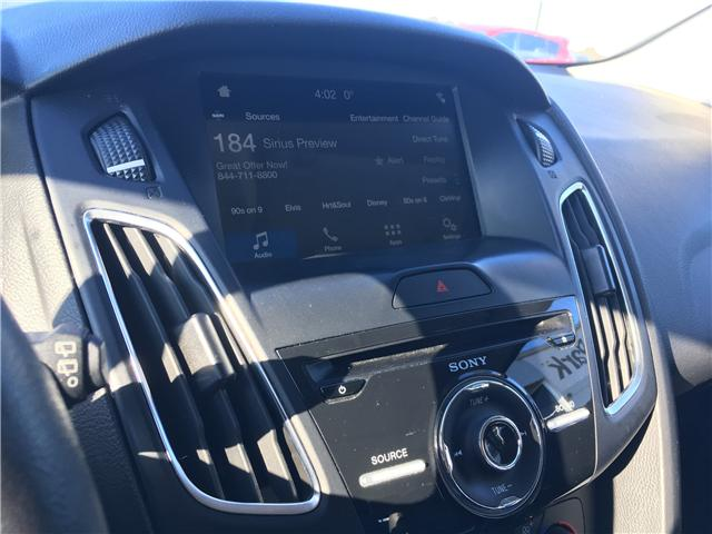 2018 Ford Focus Titanium (Stk: 18-53255RJB) in Barrie - Image 25 of 27