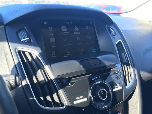 2018 Ford Focus Titanium (Stk: 18-53255RJB) in Barrie - Image 26 of 27