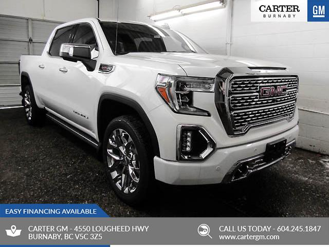 2019 GMC Sierra 1500 Denali (Stk: 89-01400) in Burnaby - Image 1 of 13