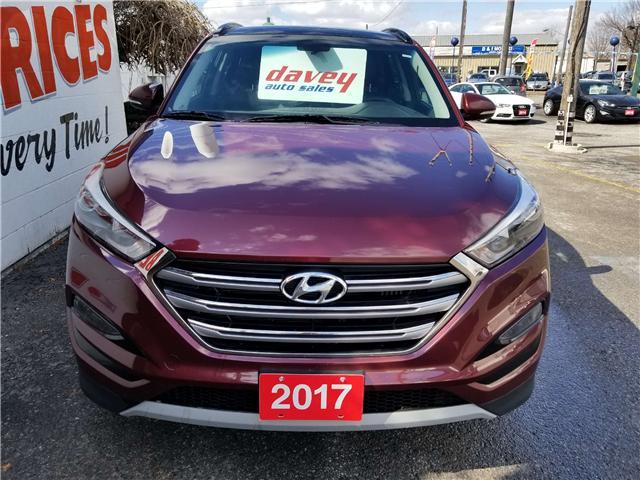 2017 Hyundai Tucson Limited (Stk: 19-170) in Oshawa - Image 2 of 16