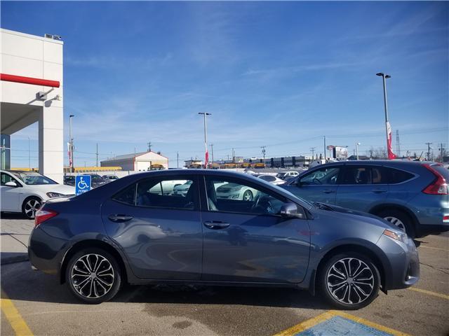 2015 Toyota Corolla S (Stk: U194097) in Calgary - Image 2 of 27