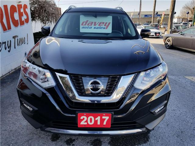 2017 Nissan Rogue SV (Stk: 19-159) in Oshawa - Image 2 of 16