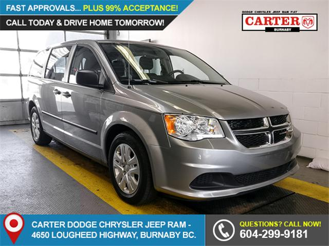 2016 Dodge Grand Caravan SE/SXT (Stk: 9-6050-0) in Burnaby - Image 1 of 22