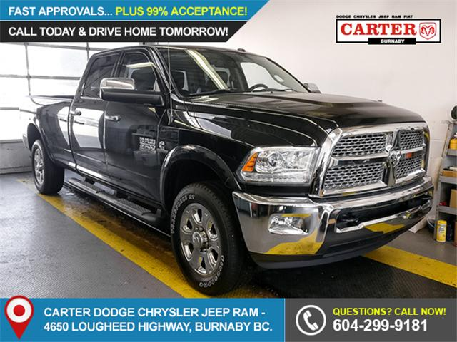 2014 RAM 3500 Laramie (Stk: 8127451) in Burnaby - Image 1 of 20