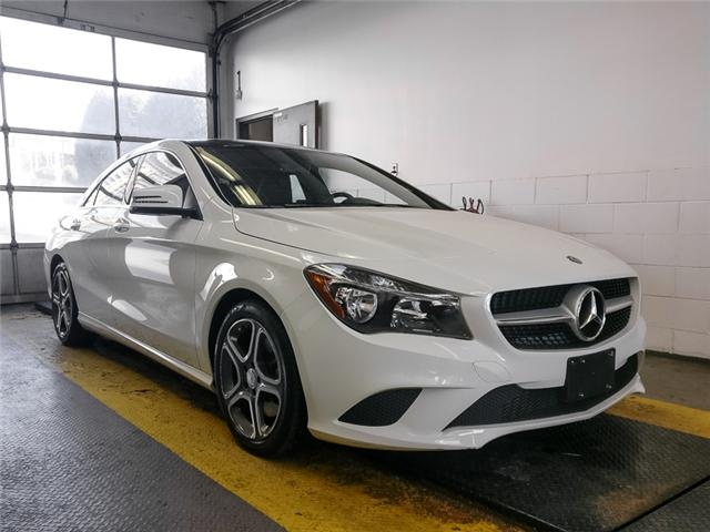 2014 Mercedes-Benz CLA-Class Base (Stk: Y504351) in Burnaby - Image 2 of 22