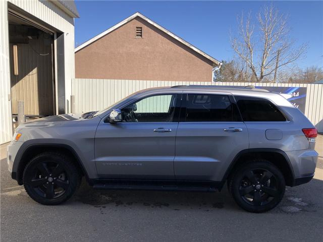 2015 Jeep Grand Cherokee Limited (Stk: 6690) in Fort Macleod - Image 2 of 24
