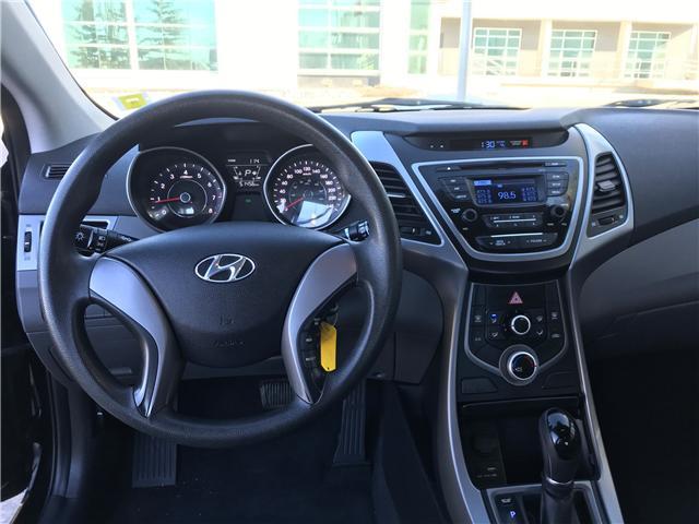 2016 Hyundai Elantra GL (Stk: NE152) in Calgary - Image 12 of 17