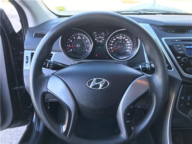 2016 Hyundai Elantra GL (Stk: NE152) in Calgary - Image 11 of 17