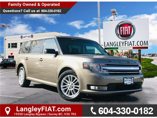 2014 Ford Flex SEL (Stk: LF009850) in Surrey - Image 1 of 30