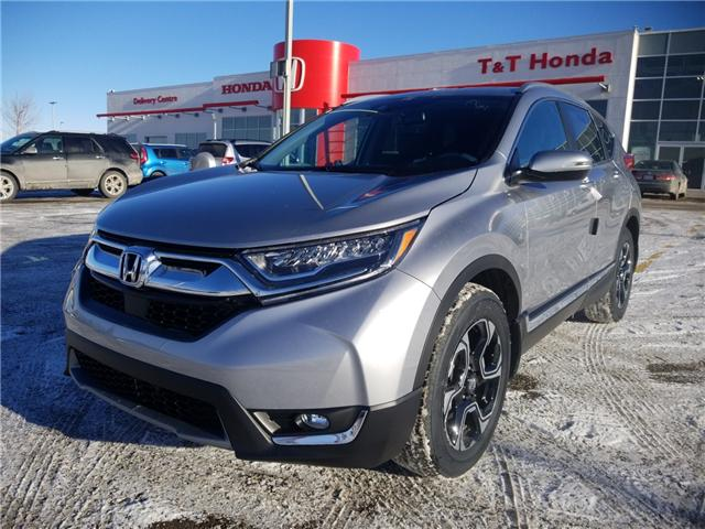 2019 Honda CR-V Touring (Stk: 2190623) in Calgary - Image 4 of 9
