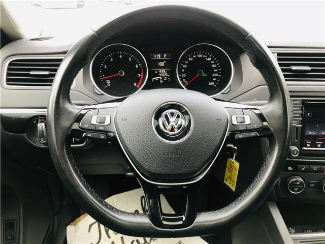 2016 Volkswagen Jetta 1.4 TSI Comfortline (Stk: LF009840) in Surrey - Image 15 of 26