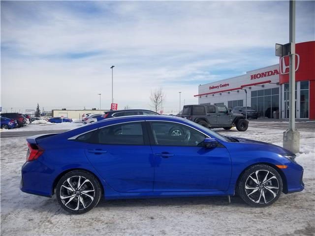 2019 Honda Civic Si Base (Stk: 2190613) in Calgary - Image 2 of 9