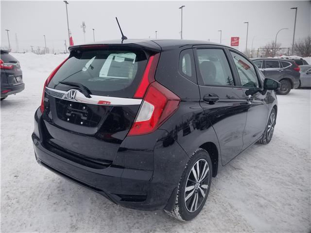 2019 Honda Fit Sport (Stk: 2190617) in Calgary - Image 2 of 8