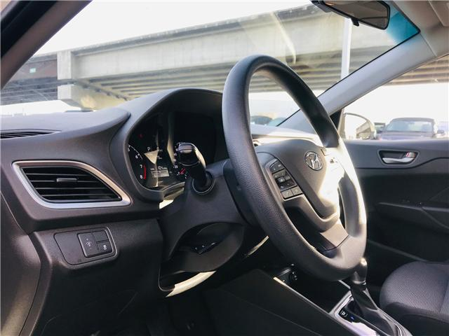 2018 Hyundai Accent LE (Stk: LF009810) in Surrey - Image 14 of 27