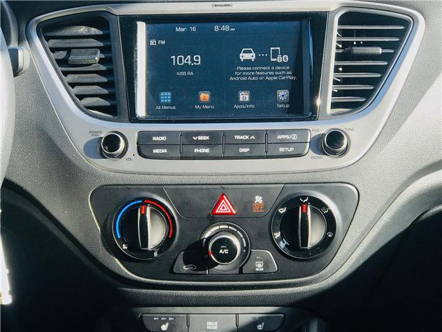 2018 Hyundai Accent LE (Stk: LF009810) in Surrey - Image 18 of 27