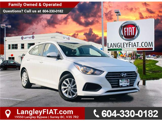 2018 Hyundai Accent LE (Stk: LF009810) in Surrey - Image 1 of 27