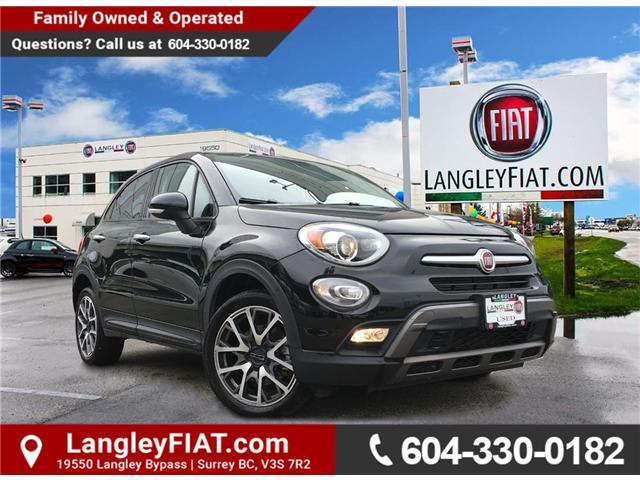 2017 Fiat 500X Trekking (Stk: K590030A) in Surrey - Image 1 of 26