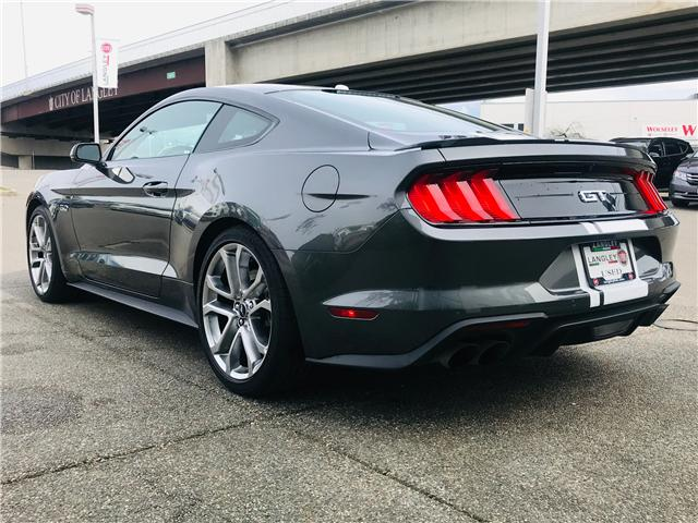 2019 Ford Mustang GT Premium (Stk: LF009900) in Surrey - Image 6 of 29