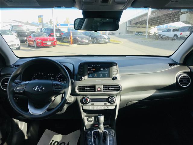 2018 Hyundai KONA 2.0L Luxury (Stk: LF009870) in Surrey - Image 16 of 30
