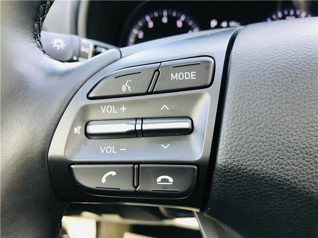 2018 Hyundai KONA 2.0L Luxury (Stk: LF009870) in Surrey - Image 24 of 30