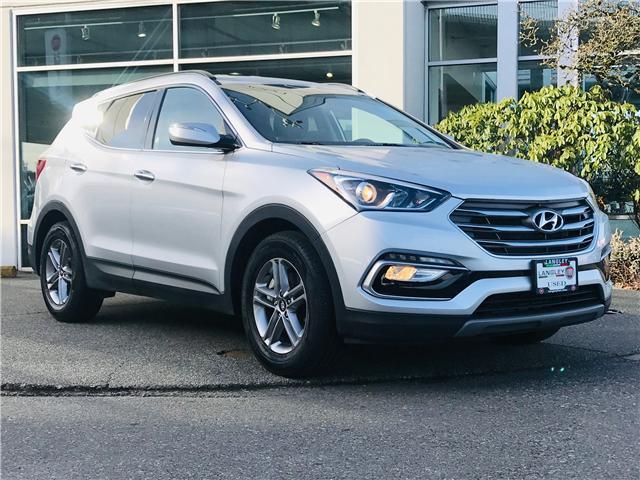 2018 Hyundai Santa Fe Sport 2.4 Premium (Stk: LF009820) in Surrey - Image 2 of 28