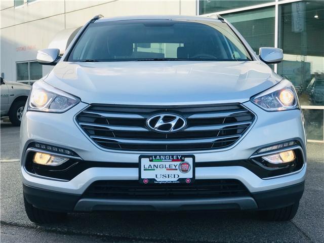 2018 Hyundai Santa Fe Sport 2.4 Premium (Stk: LF009820) in Surrey - Image 3 of 28