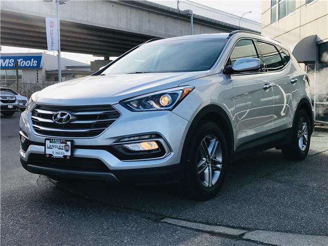 2018 Hyundai Santa Fe Sport 2.4 Premium (Stk: LF009820) in Surrey - Image 4 of 28