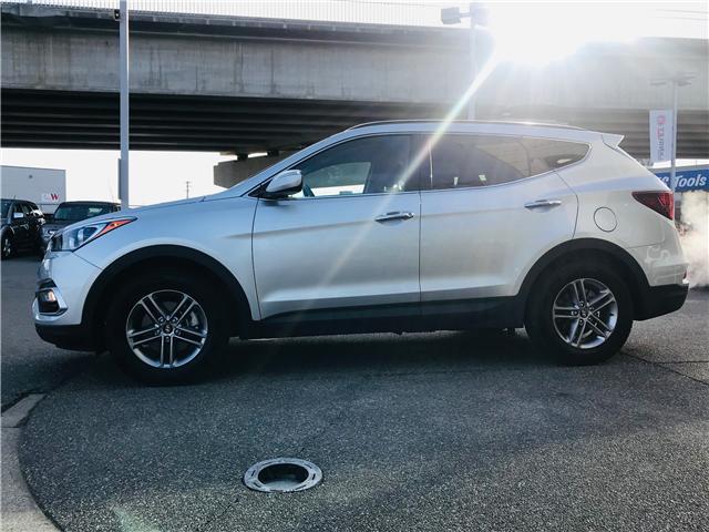 2018 Hyundai Santa Fe Sport 2.4 Premium (Stk: LF009820) in Surrey - Image 5 of 28