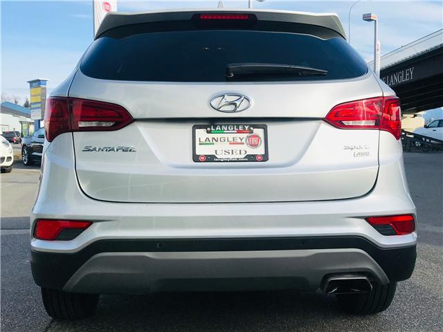 2018 Hyundai Santa Fe Sport 2.4 Premium (Stk: LF009820) in Surrey - Image 7 of 28