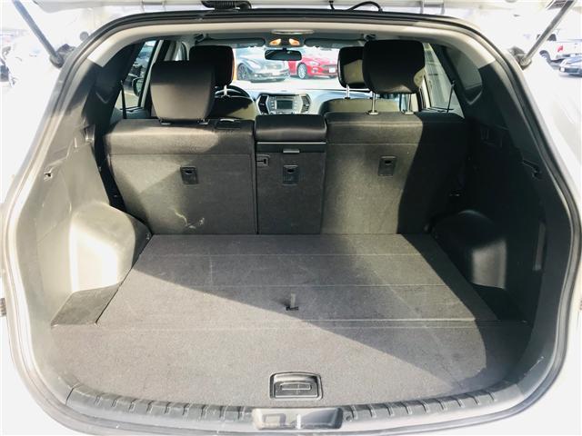 2018 Hyundai Santa Fe Sport 2.4 Premium (Stk: LF009820) in Surrey - Image 8 of 28
