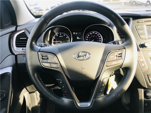 2018 Hyundai Santa Fe Sport 2.4 Premium (Stk: LF009820) in Surrey - Image 17 of 28