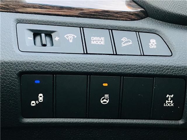 2018 Hyundai Santa Fe Sport 2.4 Premium (Stk: LF009820) in Surrey - Image 24 of 28