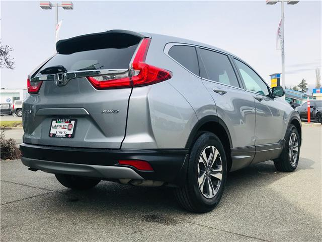 2018 Honda CR-V LX (Stk: LF009860) in Surrey - Image 9 of 28